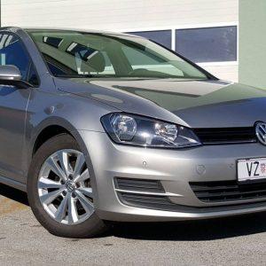 VW Golf 7, 1.6 TDI BMT, Comfortline, parkirni senzori, 16″ alu