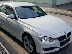 BMW serija 3 316d Executive, crna koža, navigacija, 19″ alu, xenon