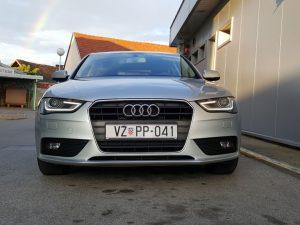 Audi A4 2,0 TDIe, redizajn, bi-xenon, 17″ alu, MMI navi, veliki servis