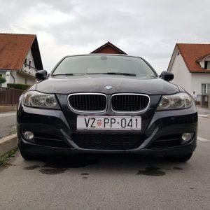 BMW serija 3 318d, redizajn, bež koža, alu 16″, napravljen servis