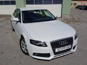 Audi A4 2,0 TDI, bi-xenon, crna koža, alu, navigacija