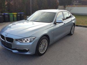BMW serija 3 320xd Automatik, XDrive, Luxury line, HUD, crna koža