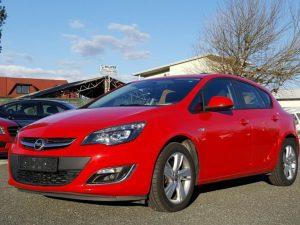 Opel Astra J 1.7 CDTI Enjoy
