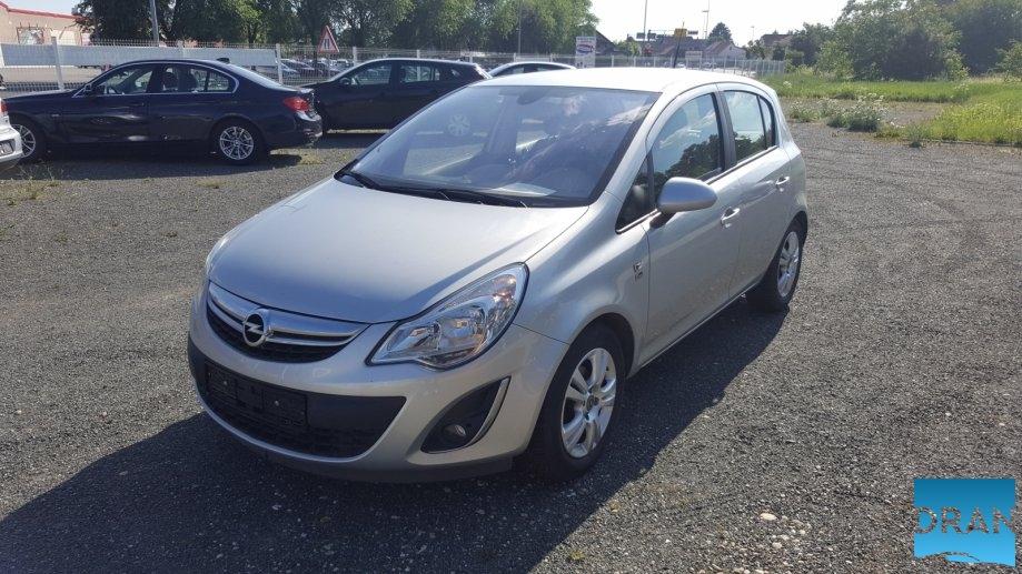 Opel Corsa 1,3 CDTI Enjoy, 95ks, klima, tempomat, alu 15″
