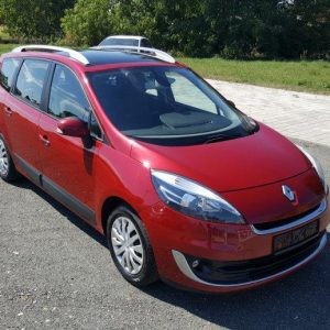 Renault Grand Scenic 1,5 dCi Collection, panorama, dual klima, navi