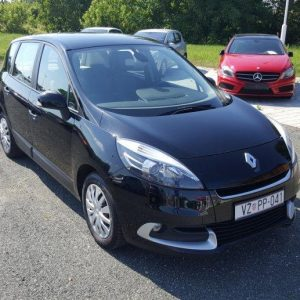 Renault Scenic Collection 1,5 dCi 110ks, navi, tempomat, keyless