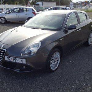 Alfa Romeo Giulietta 2.0 JTDM2 TCT automatik 170ks, Exclusive, 17″ alu