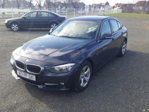 BMW serija 3 320d Sport Line, M volan, aut. klima, navigacija