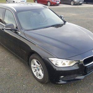 BMW serija 3 Touring 318d, bi-xenon, navi profi, M volan, crna koža