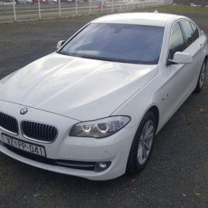 BMW serija 5 520d sport automatik, alarm, adapt. bi-xenon, navi