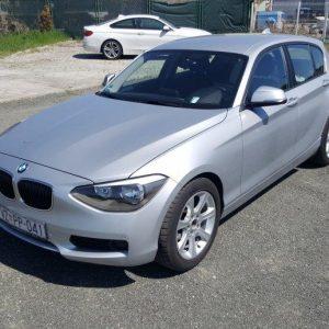 BMW serija 1 116d 2.0 automatik 11/2013, navi, aut. klima, pdc x2