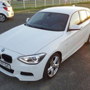 BMW serija 1 118d M Sport, bi-xenon, navi, dual klima, 18″ alu