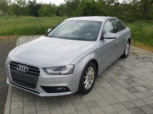 Audi A4 2.0TDI, bi-xenon, MMI navi, MF Volan, dual klima, pdc x2, full