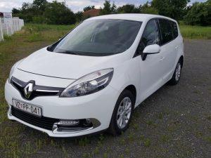 Renault Grand Scenic 1,5 dCi, 12/2013, 7 sjedala, navi, alu 16″