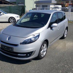 Renault Grand Scenic 1,5 dCi Dynamique, 17″ alu, keyless, park senzori