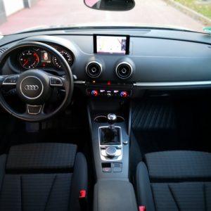 Audi A3 Sportback 2,0 TDI 150ks, bi-xenon, led, MMI Navi PLUS, 17″alu