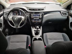 Nissan Qashqai 1,5 dCi 110ks, Acenta oprema, servisna