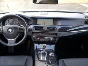 BMW serija 5 520d sport-automatik F1, navi PRO, crna koža