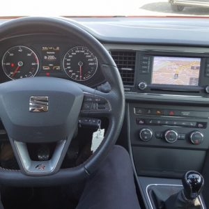 Seat Leon SC 2,0 TDI FR, LED farovi, 18″+17″ alu, navi, dual klima