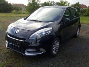 Renault Scenic 1,5 dCi 110ks, aut. klima, keyless, 16″ alu, pdc