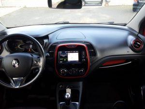 Renault Captur 1.5 dCi 90ks, Helly Hansen, navi, aut. klima, 17″