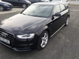 Audi A4 2,0 TDI 190ks, S-Line, bi-xenon, led, 18″ + 16″ alu, servisna