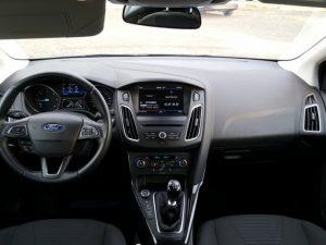 Ford Focus Karavan 1.5 TDCi Titanium, touch navi,dual klima,park pilot