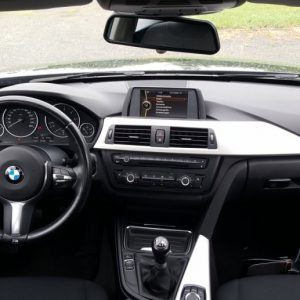 BMW serija 3 320xd, XDrive, 184ks, bi-xenon, M volan, 1 vl., servisna