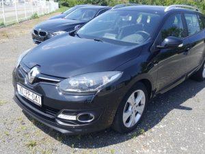 Renault Megane Grandtour 1,5 dCi 110, LIMITED, 17″ alu, navi, PDC