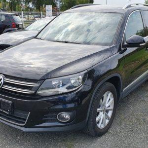 VW Tiguan 2,0 TDI BMT 150ks, Lounge oprema, navi, pdc, kamera, 17″ alu