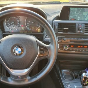 BMW serija 1 118d Sport, automatik, bi-xenon, navi, 17″ alu, pdc x2