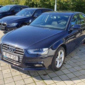 Audi A4 2,0 TDI 110kw/150ks Ambiente, bi-xenon, alu 17″, pdc