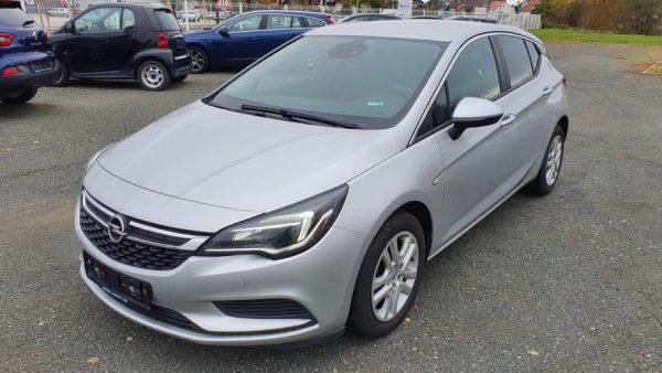 Opel Astra 1,6 CDTI Enjoy, dual klima, grijanje sjedala, servisna