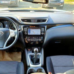 Nissan Qashqai 1,6 dCi N-Connecta, kamera 360°, 18″alu, navi, servisna