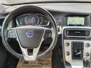 Volvo V60 D2 Ocean Race, LED kontrolna, navi, koža, 16″ alu, servisna