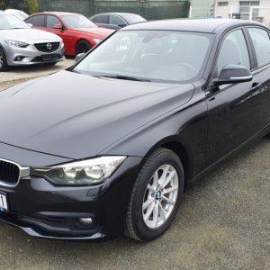 BMW serija 3 320d redizajn, 190ks, 16″ alu, servisna, lizing, pdv