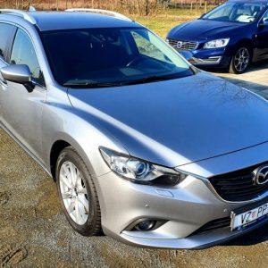 Mazda 6 Sport Combi CD150 Skyactiv, bi-xenon, 17″ alu, navi, kuka