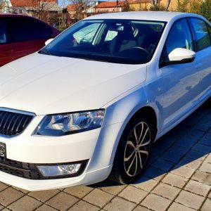 Škoda Octavia Sport 1,6 TDI, 12/2014, 17″ alu, tempomat, mf volan, pdc