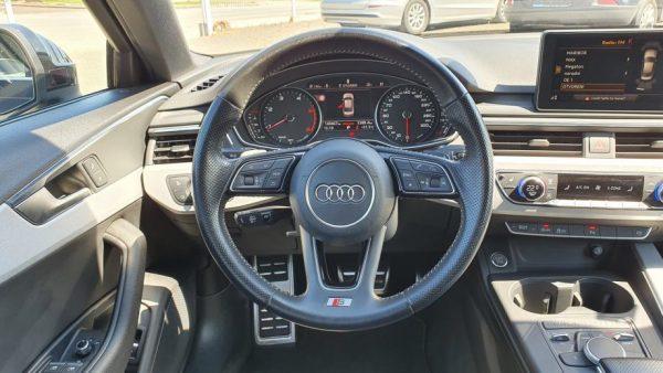 Audi A4 2,0 TDI 190ks Quattro F1 S-tronic S-Line, reg. do 02/2021
