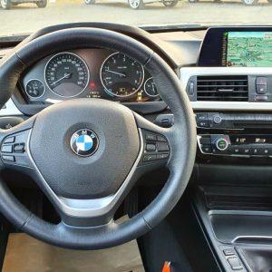 BMW serija 3 320d ED, LCI, LED farovi, 16″alu, navi, servisna