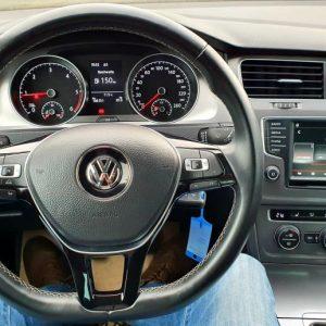 VW Golf VII 2,0 TDI BMT, Lounge paket, MF volan, navi, dual klima, pdc