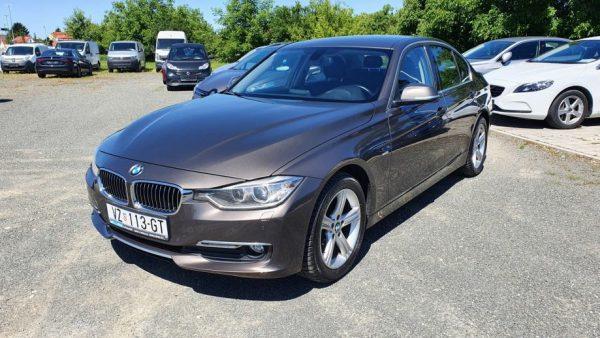 BMW serija 3 320d Luxury line, bi-xenon, navi, pdc x2, jamstvo 12mj.