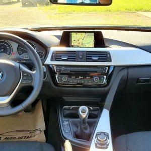 BMW serija 3 320d ED LCI, LED farovi, HUD, navi, keyless, servisna