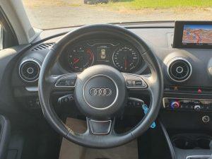 Audi A3 2,0 TDI 150ks limo, Ambition, bi-xenon, navi, Audi servisna