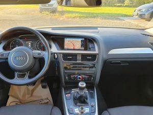 Audi A4 2,0 TDI S-Line, 18″ alu, bi-xenon, navi MMI Plus, servisna