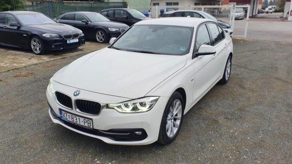 BMW serija 3 320d Xdrive Sport automatik, LED farovi, 17″ alu, servisna
