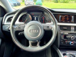 Audi A5 Sportback 2,0 TDI ultra, bi-xenon, 17″ alu 2x, servisna