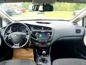 Kia Ceed (cee'd) Sportswagon 1,6 CRDi, Vision, 16″ alu, navi, kamera